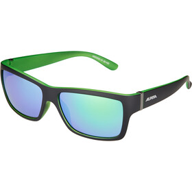 Alpina Kacey Glasses black matt-green